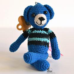 Голубой Мишка