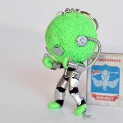 Робот Зелёнкин