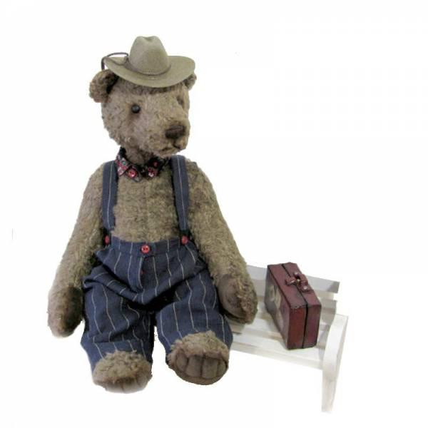 Тедди-Бурый